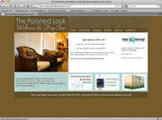 Polished Look Salon Web Site